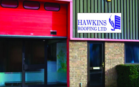2001 – Hawkins Roofing Became a Ltd Company