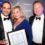Hawkins Present Business of the Year Award at Oxfordshire Business Awards 2018
