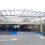 Steel Canopy Fabrication
