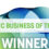 Hawkins Win Dynamic Business of the Year and Thames Valley Business Magazine Awards